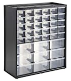 Stanley Aufbewahrungsbox (mit 39 Schubfächern, Maße 36.5 x 43.5 x 15.5 cm, geeignet für...