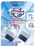 WC FRISCH Duo-Aktiv Reinigungswürfel für Wasserkästen (1 x 2 Stück)
