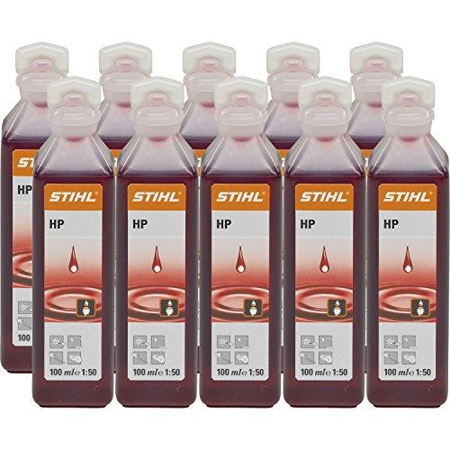 Stihl 7813198401 Zweitakt-Motoröl 1:50 100ml Inhalt: 10 Stück
