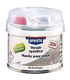 presto 443466 styrolfrei 250 g Metallspachtel 250g, grau