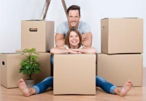 umzug organisieren umzugsfirma oder eigenarbeit. Black Bedroom Furniture Sets. Home Design Ideas