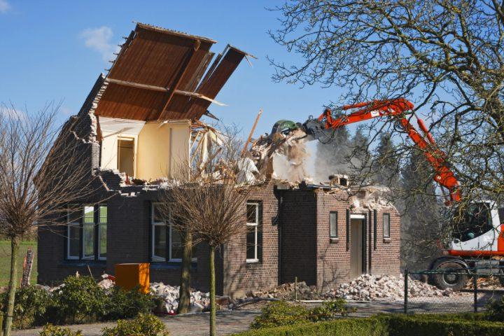 Abrisskosten Einfamilienhaus