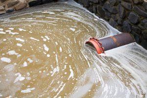 Abwasserzusammensetzung