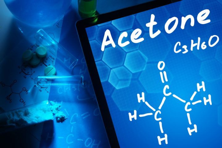 Aceton Merkmale