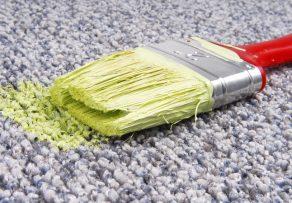 Acrylfarbe aus hose entfernen
