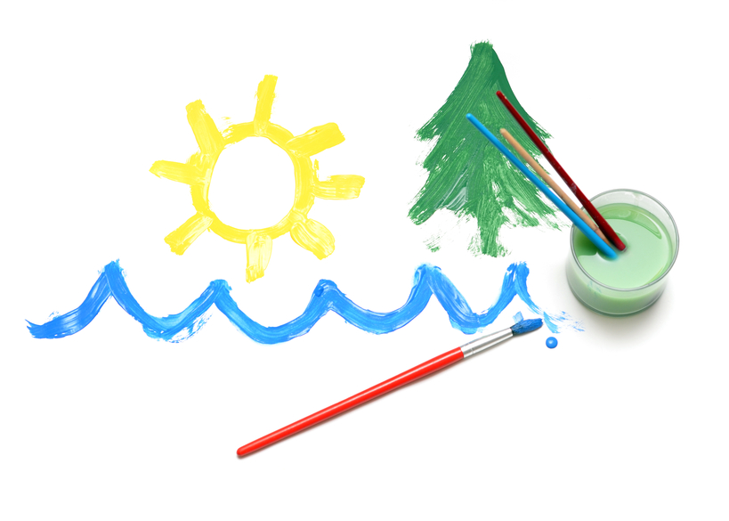 Acrylfarbe Wasserloslichkeit Und Andere Eigenschaften