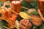 Adventskranz verliert Nadeln
