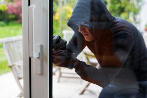 Alarmanlage Einbrecher