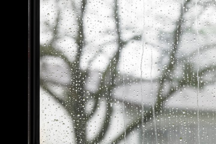 Alu Fenster schwitzen