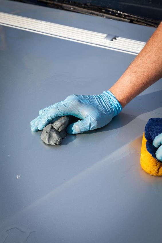 alublech reinigen so wird es richtig sauber. Black Bedroom Furniture Sets. Home Design Ideas