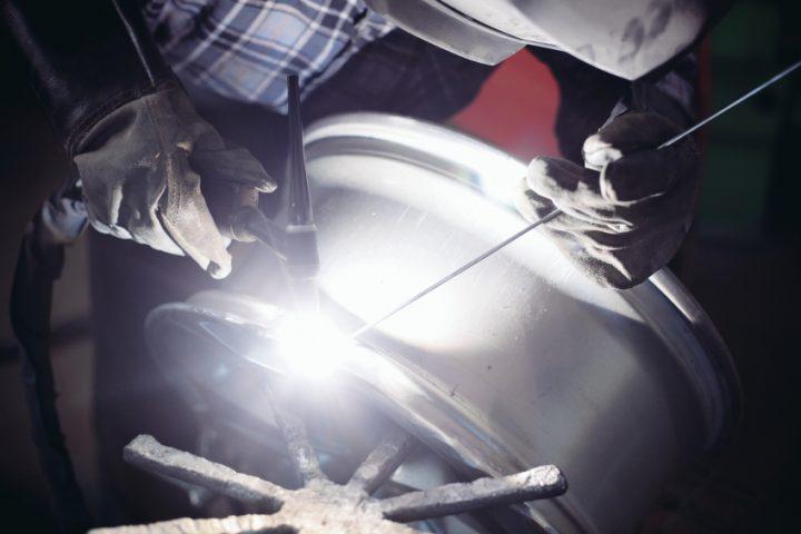 Berühmt Aluminium schweißen » Diese Möglichkeiten haben Sie FA63