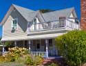 Amerikanische Häuser in der Fertigbauweise