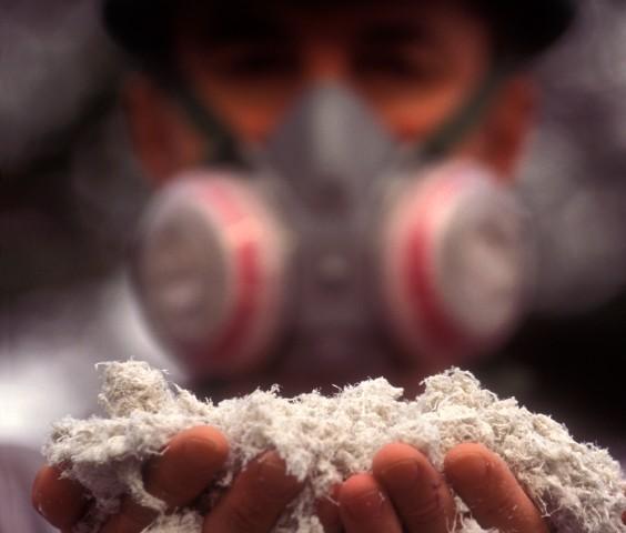 Asbest Dammung Erkennen Und Entsorgen