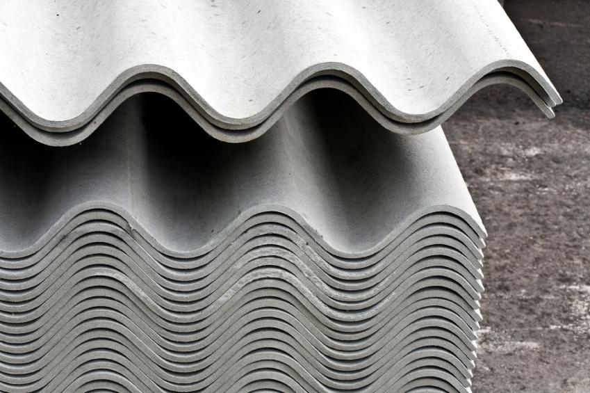 Asbest In Der Fassade Ist Das Gefahrlich