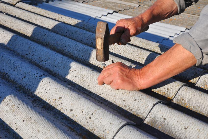 Asbest im Haus Erkennen und Maßnahmen ergreifen