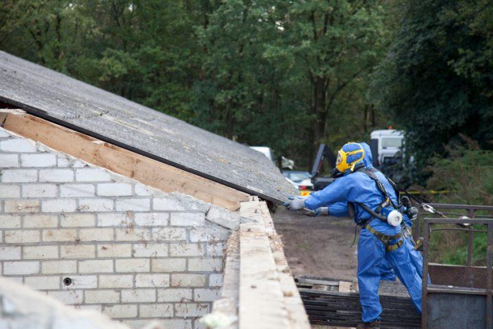Asbest versiegeln