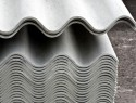 Asbestplatten Gewicht pro m2
