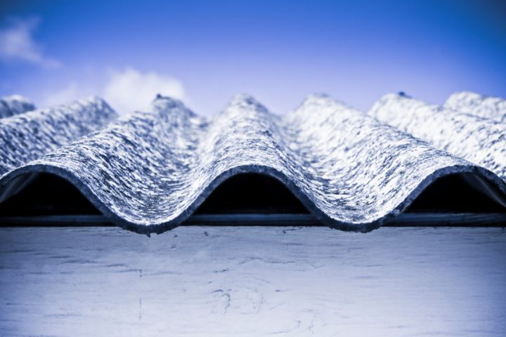 Asbestplatten selbst entsorgen