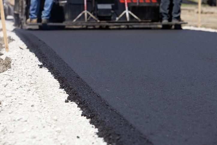 Asphalt Driveway Repair Pavement