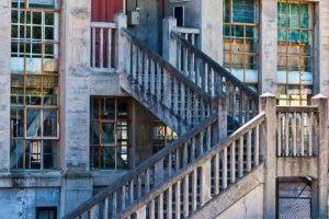Außentreppe Baugenehmigung