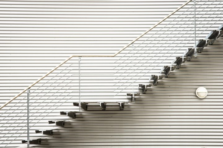 Bevorzugt Außentreppe aus Stahl » Preis & Kosten im Überblick WK52