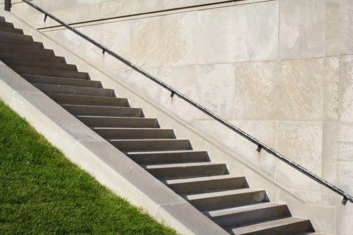 Hervorragend Außentreppe aus Stein » Kosten & Preise TY19