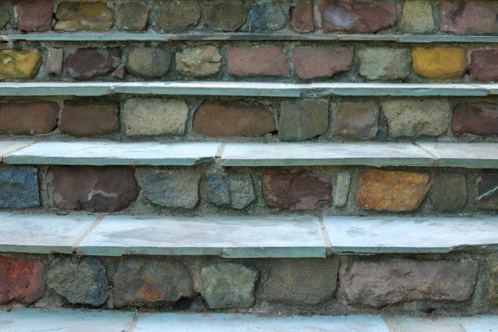 Außentreppe neu belegen