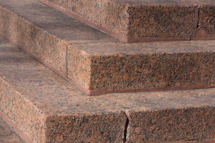 Außentreppe sanieren Granit
