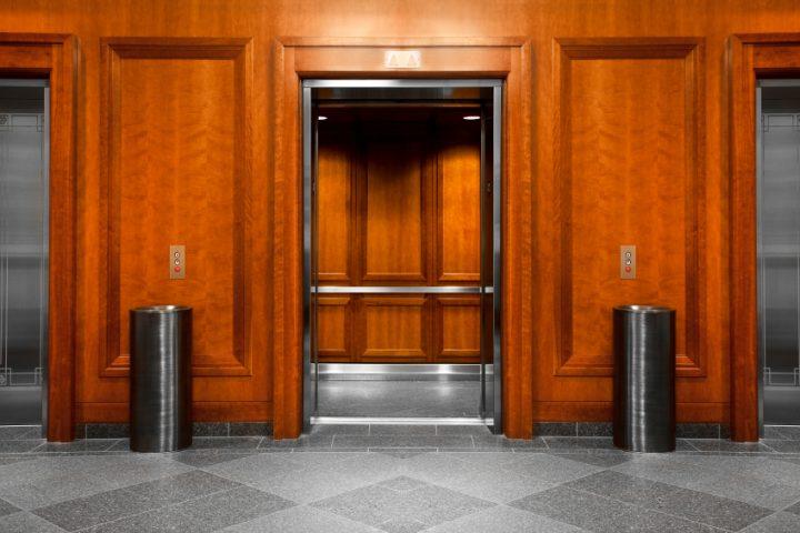 Aufzug Maße