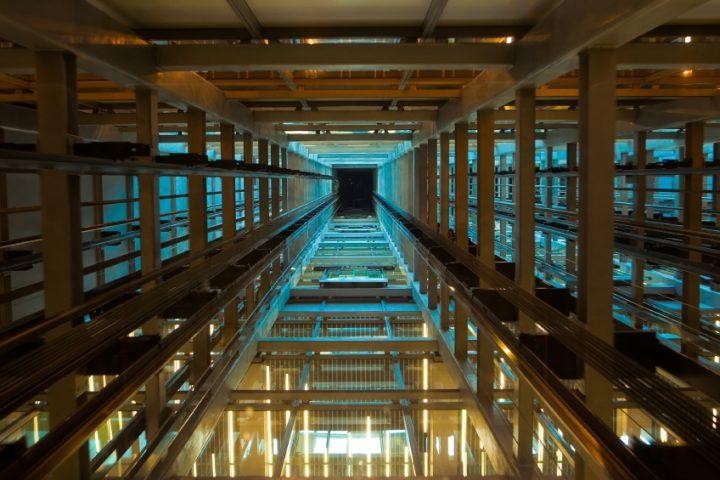 Super Aufzugsschacht » Maße & Standardisierungen AC92