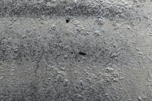 Aluminium blüht aus