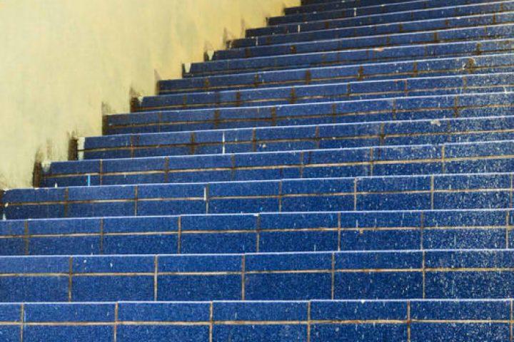 Super Außentreppe fliesen » Anleitung in 4 Schritten JR34