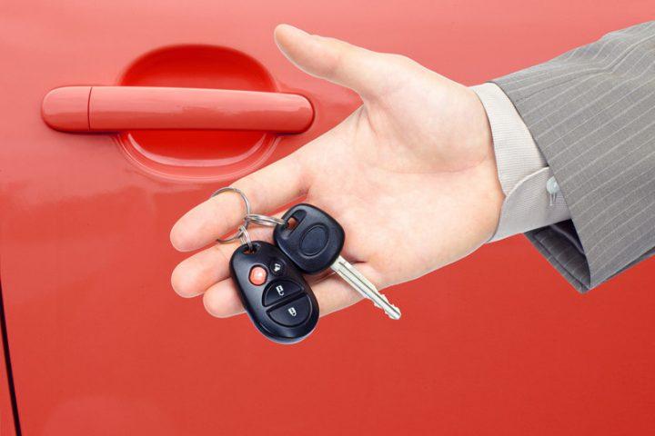 Autoschlüssel nachmachen Kosten