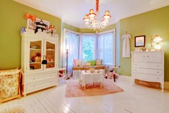 ideen zum streichen eines babyzimmers. Black Bedroom Furniture Sets. Home Design Ideas