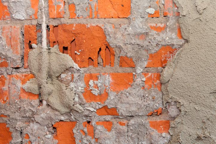 Fußboden Aus Backsteinen ~ Backstein sanierung » so beheben sie schäden