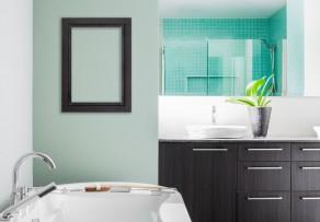 bad streichen ratgeber und anleitung in 3 schritten. Black Bedroom Furniture Sets. Home Design Ideas