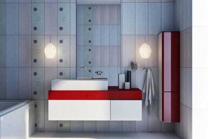 Badezimmer Fliesen Muster