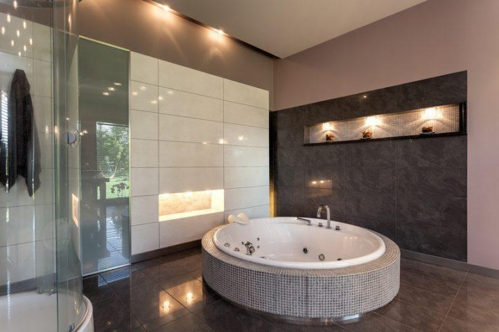 badezimmer fliesen in braun » tipps zum kauf - Wo Fliesen Im Bad