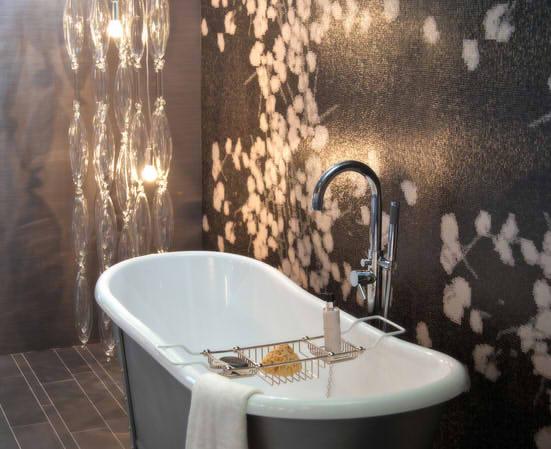 Moderne Bad Fliesen badfliesen aus mosaik tipps und kosten sparen