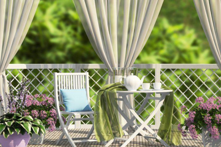 Balkon DIY