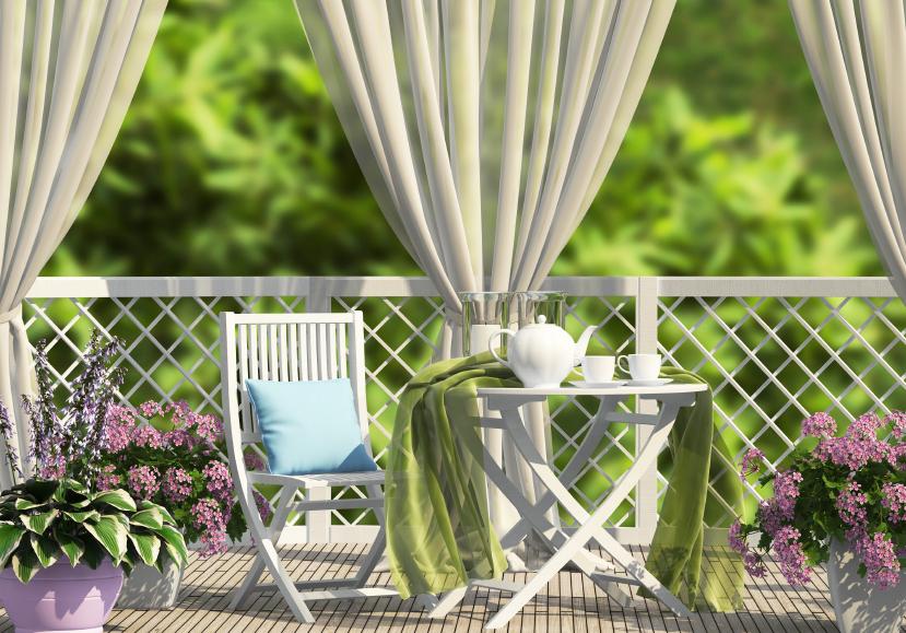 balkon diy das k nnen sie alles selbst machen. Black Bedroom Furniture Sets. Home Design Ideas