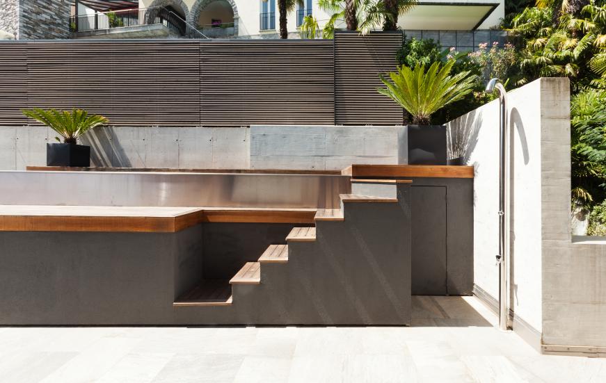 dusche auf dem balkon so bauen sie sie einfach selbst. Black Bedroom Furniture Sets. Home Design Ideas