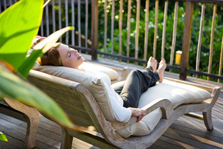 Balkon Lounge selber bauen