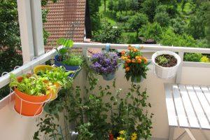 Balkon Umrandungen