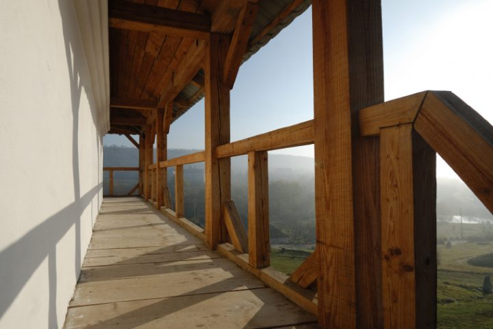 Balkon Untergrund