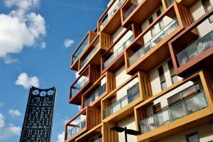 Balkon Windschutz Glas