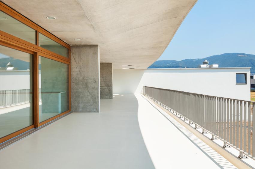 Balkon Betonieren » Was Hierbei Zu Beachten Ist