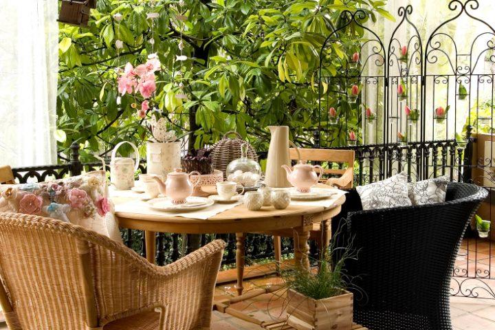 Balkon Einrichten Schone Ideen Fur Die Balkongestaltung
