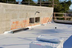 Balkonabdichtung Aufbau