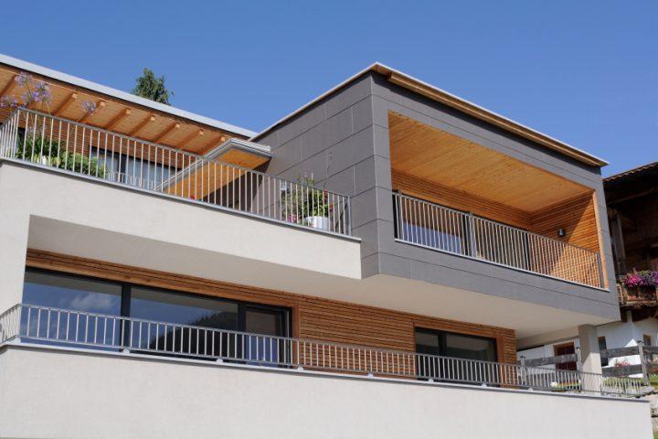 Balkonanbau Dachgeschoss